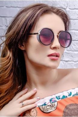 Солнцезащитные очки Jimmy-Choo 8009 - женская одежда, бижутерия оптом. Фото - look-and-buy.com