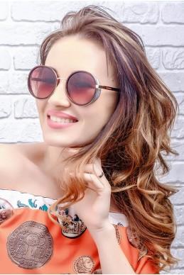 Солнцезащитные очки Jimmy-Choo 8010 - женская одежда, бижутерия оптом. Фото - look-and-buy.com