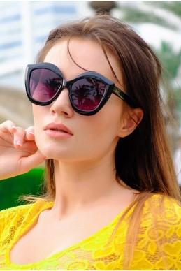 Солнцезащитные очки  Prada 8014 - женская одежда, бижутерия оптом. Фото - look-and-buy.com