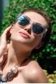 Солнцезащитные очки Miu Miu 8020 - женская одежда, бижутерия оптом. Фото - look-and-buy.com