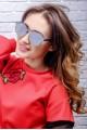 Солнцезащитные очки Milano 8021 - женская одежда, бижутерия оптом. Фото - look-and-buy.com