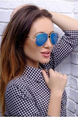 Солнцезащитные очки Ray-Ban 8027 - женская одежда, бижутерия оптом. Фото - look-and-buy.com