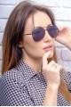 Солнцезащитные очки Ray-Ban 8028 - женская одежда, бижутерия оптом. Фото - look-and-buy.com