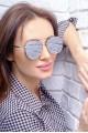 Солнцезащитные очки Ray-Ban 8029 - женская одежда, бижутерия оптом. Фото - look-and-buy.com