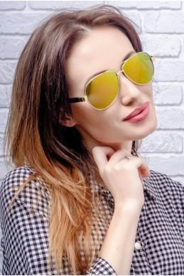 Солнцезащитные очки Ray-Ban 8031 - женская одежда, бижутерия оптом. Фото - look-and-buy.com