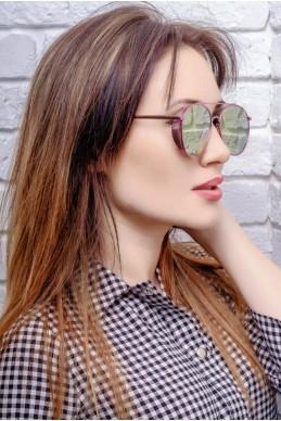 Солнцезащитные очки Ray-Ban 8035 - женская одежда, бижутерия оптом. Фото - look-and-buy.com