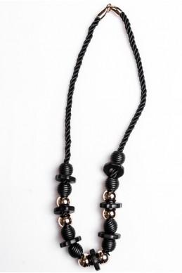 Колье  4014 - женская одежда, бижутерия оптом. Фото - look-and-buy.com