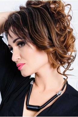 Современное женское украшение 4053 - женская одежда, бижутерия оптом. Фото - look-and-buy.com