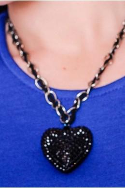 Колье 4039 - женская одежда, бижутерия оптом. Фото - look-and-buy.com