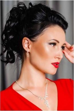 Комплект бижутерии 3015 - женская одежда, бижутерия оптом. Фото - look-and-buy.com