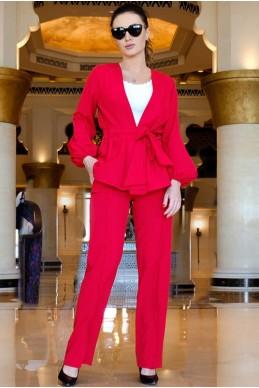 c747d8288ff Красный костюм Аморет - женская одежда
