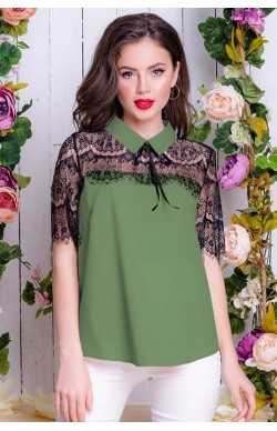 Шелковая блузка Сарита