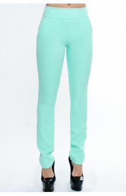 """Летние женские брюки """"Classic"""",  ментол"""