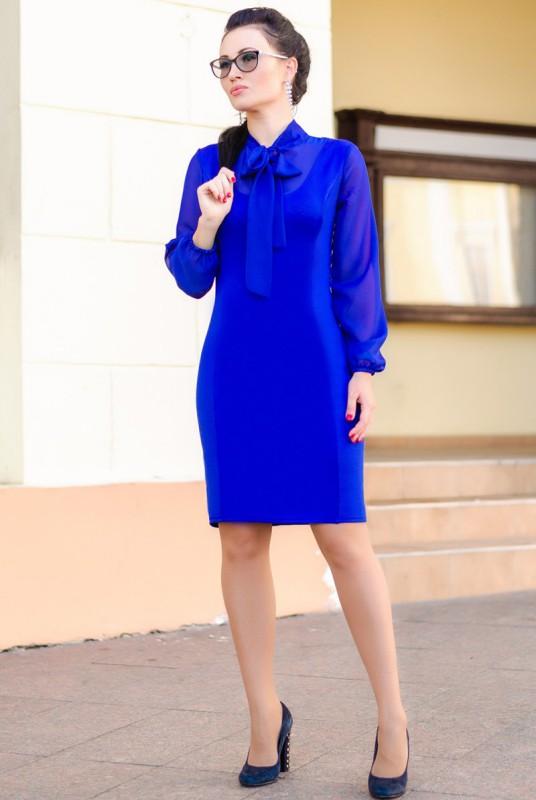 c3fc48351bd1581 Платье с рукавом