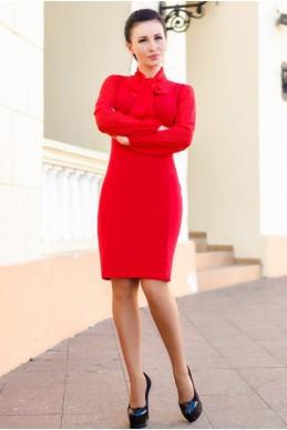 """Платье """"Marcel"""", красное"""