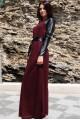"""Длинные платья """"Габриэлла""""  - женская одежда, бижутерия оптом. Фото - look-and-buy.com"""
