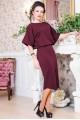 """Элегантное платье """"Маристелла"""" - женская одежда, бижутерия оптом. Фото - look-and-buy.com"""