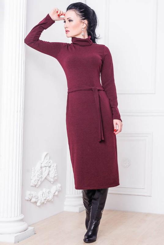 1aeab0f61d87f0c Купить Теплое платье